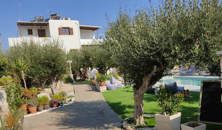 Sunset Studios & Apartments Naoussa Paros